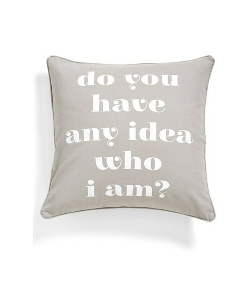 idea イデア の levtex do you have any idea who i am accent