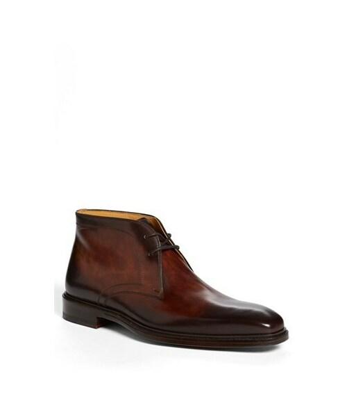 aab97292d43 Magnanni(マグナーニ)の「Magnanni  Cid  Chukka Boot(ブーツ)」 - WEAR