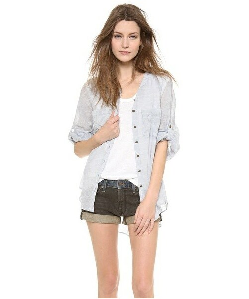 free people フリーピープル の free people put your back into it