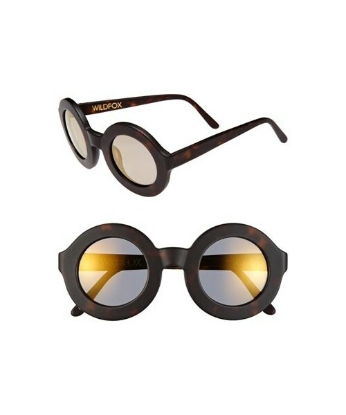 0b859788db Wildfox Couture(-)の「Wildfox  Twiggy Deluxe  44mm Sunglasses(サングラス)」 - WEAR