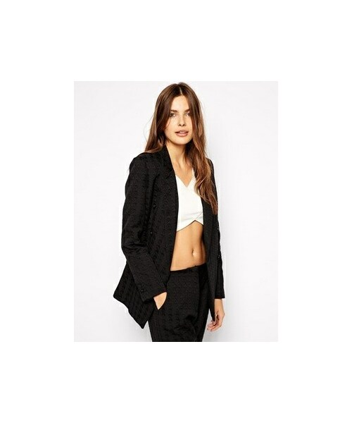Women's Clothing Finderskeepers Blazer Clothing, Shoes & Accessories