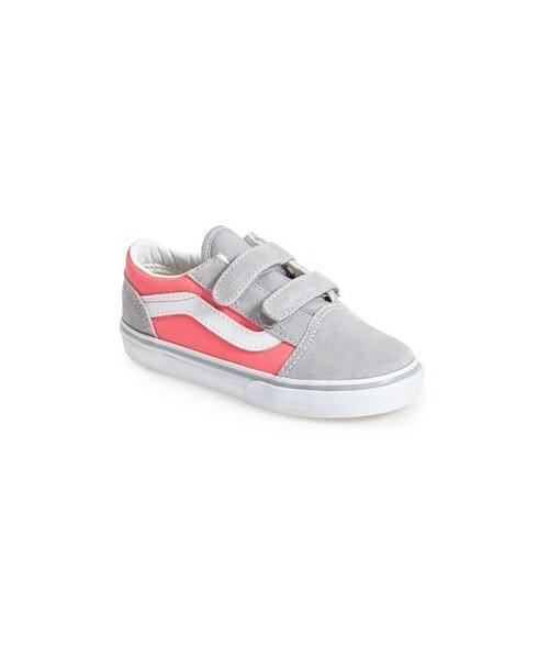 Vans Kids Old Skool V Toddler Sneakers Baby Shoes Unisex Shoes