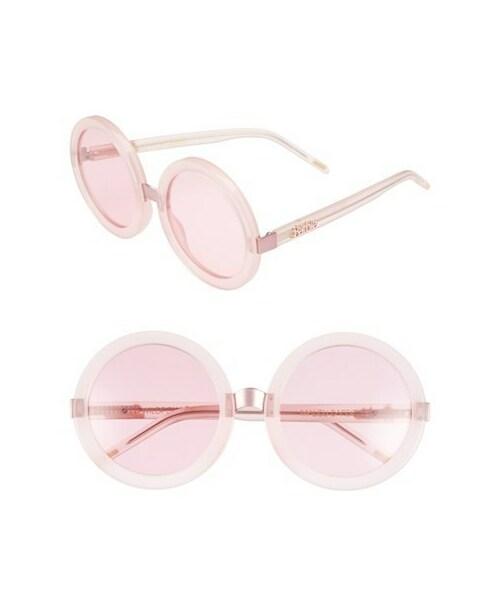 e5a9a2f859 Wildfox Couture(-)の「Wildfox  Malibu Barbie  56mm Round Sunglasses(サングラス)」 -  WEAR