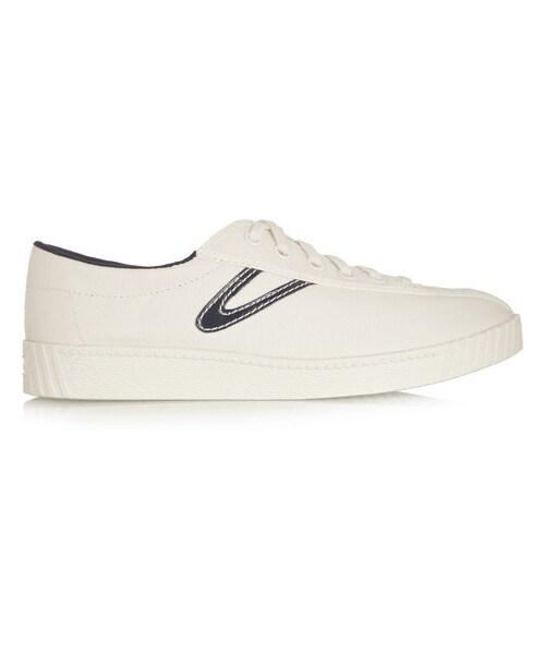 cedc07756 Tretorn,Tretorn Nylite canvas tennis sneakers - WEAR
