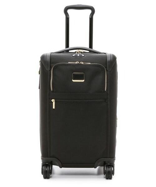 06e45119ca Tumi(トゥミ)の「Tumi International 4 Wheel Carry On Luggage(スーツケース/キャリーバッグ)」 -  WEAR