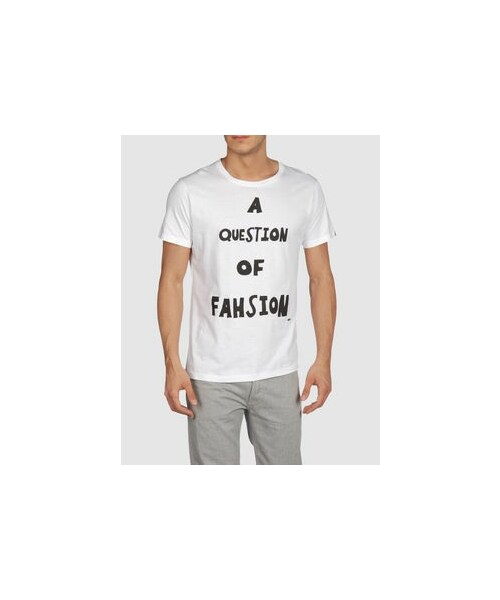a question of アクエスチョンオブ の a question of short sleeve t