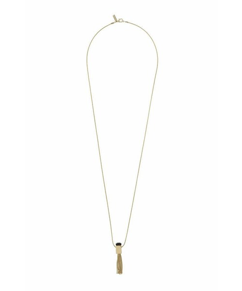 Jewelry & Watches Topshop Black Freedom Necklace Topshop Top Shop Chain Jewellery Fashion Jewelry