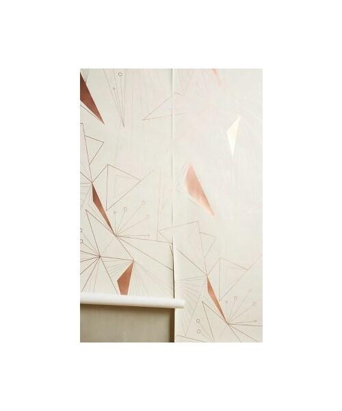 「Michele Varian Deco Lines Wallpaper」