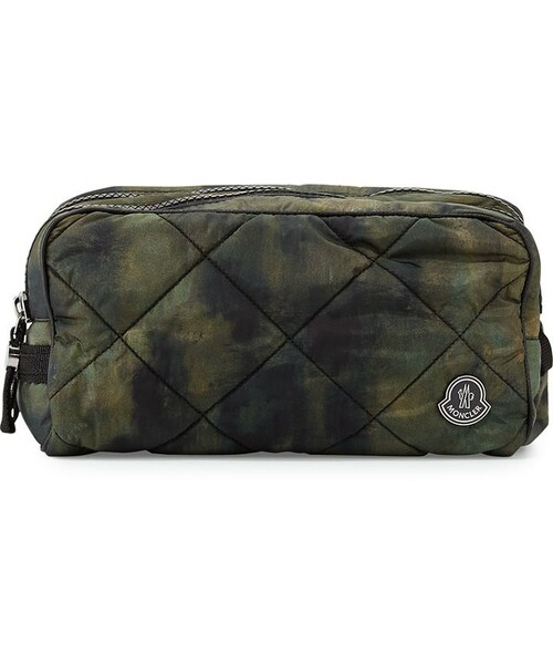 Moncler(モンクレール)の「Moncler Quilted Nylon Toiletry Bag 06b2635df367f