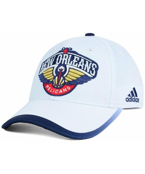 374544255 get new orleans pelicans adidas nba structured basic flex cap 7f38e ...