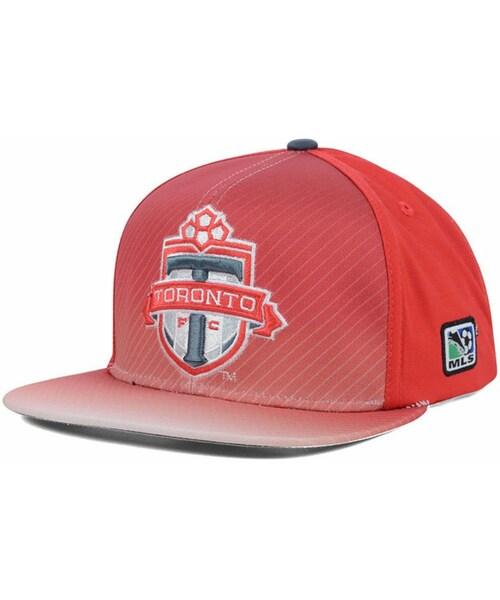8659b6a027e adidas(アディダス)の「adidas Toronto FC MLS Player Snapback Cap(帽子)」 - WEAR