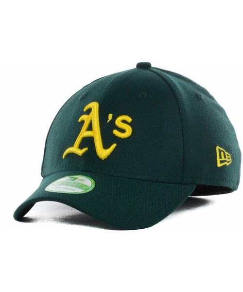 new style 7c73a 5d617 「New Era Oakland Athletics Team Classic 39THIRTY Kids  Cap or Toddlers  Cap」