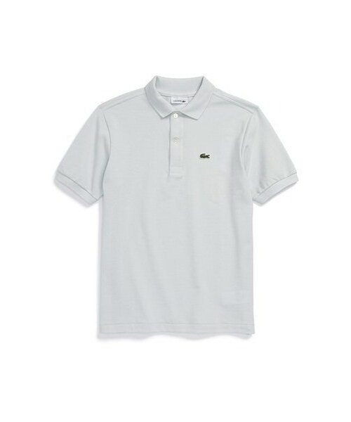 7948b541cfb6 Lacoste(ラコステ)の「Lacoste Short Sleeve Piqué Polo (Big Boys)(ポロシャツ)」 - WEAR
