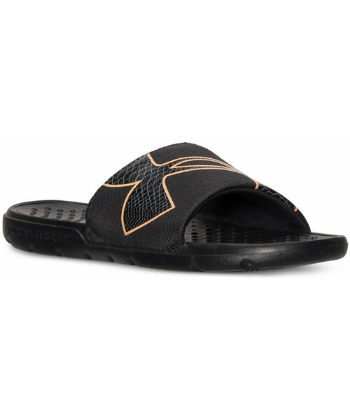 a2f70099da Under Armour,Under Armour Women's Strike Rock Slide Sandals from ...