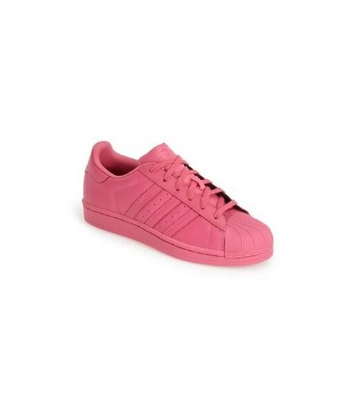 29461813c215d 「adidas  Pharrell Williams - Superstar Supercolor  Sneaker (Toddler