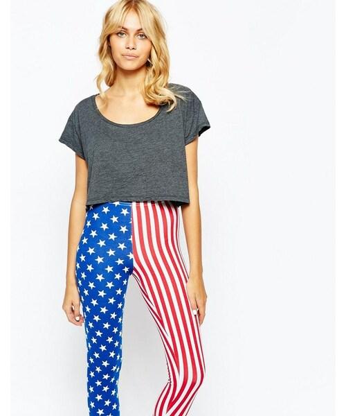 97970105c91 American Apparel,American Apparel Oversized Loose Crop T-Shirt - WEAR