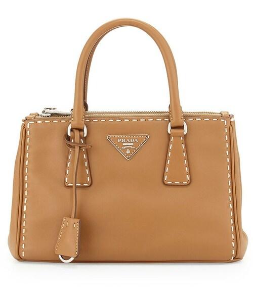 aa62297fef Prada(プラダ)の「Prada Galleria Small Frame Tote Bag
