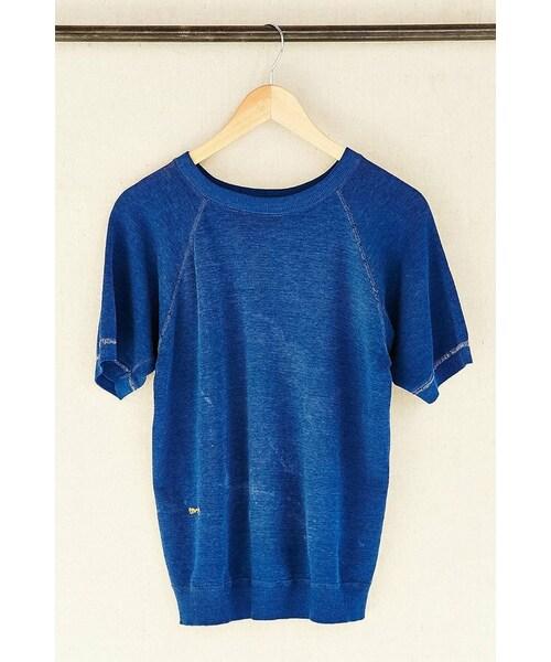 1169e27e 「Urban Renewal Vintage Vintage Wrangler Short-Sleeve Sweatshirt」