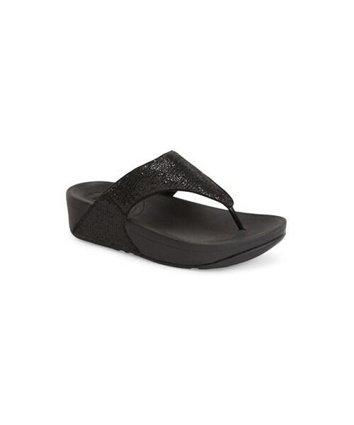 46e975cd1022aa FitFlop(フィットフロップ)の「FitFlop  Lulu - Superglitz  Sandal (Women)(その他シューズ)」 -  WEAR