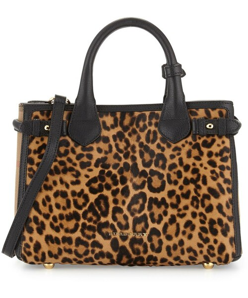 ffbbed1bbb Burberry(バーバリー)の「Burberry Animal-Print Calf Hair Small ...
