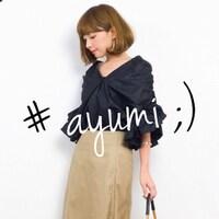 ZOZOTOWN|ayumi ;)