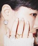 mother | mother x JUNCOparis SNOW DOME Earring (ピアス(片耳用))