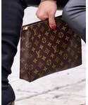 LOUIS VUITTON | (Clutch)