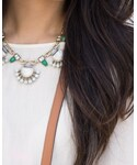 fashionest | (Necklace)