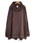 O project LS HOODED SWEAT WILDBERRY(パーカー)