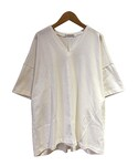 tim. folded tee WHITE(Tシャツ・カットソー)