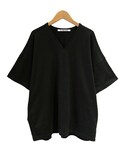 tim. folded tee BLACK(Tシャツ・カットソー)