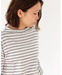 nisica | (Tシャツ・カットソー)
