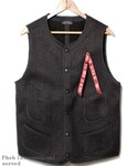 BROWN'S BEACH JACKET | BBJ-001 BROWN'S BEACH EARLY VEST(ベスト)