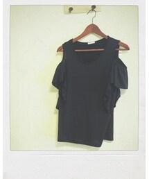 陽 GUのTシャツ・カットソーを使ったコーディネート - WEAR