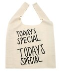 TODAY'S SPECIAL | (エコバッグ)