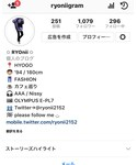 Instagram→ryoniigram |