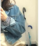 MOUSSY | (Denim jacket)
