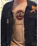 Hard Rock Cafe | Grey Logo T(Tシャツ・カットソー)