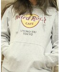 Hard Rock Cafe | CLASSIC LOGO HD(パーカー)