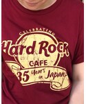 Hard Rock Cafe | 35yrs Logo T(Tシャツ・カットソー)