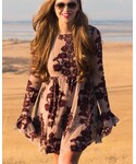 FREE PEOPLE | (One piece dress)