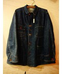 40's HERCULES Denim Coverall(デニムジャケット)