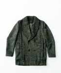 Barbudos | Barbudos M-040 Shaggy Shawl collar Coat(その他アウター)
