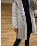 UNIQLO | (Overcoat)