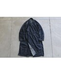 "Needles | Needles (ニードルズ) ""Samue Coat- 6.5oz Denim"" ¥29,160-(その他アウター)"