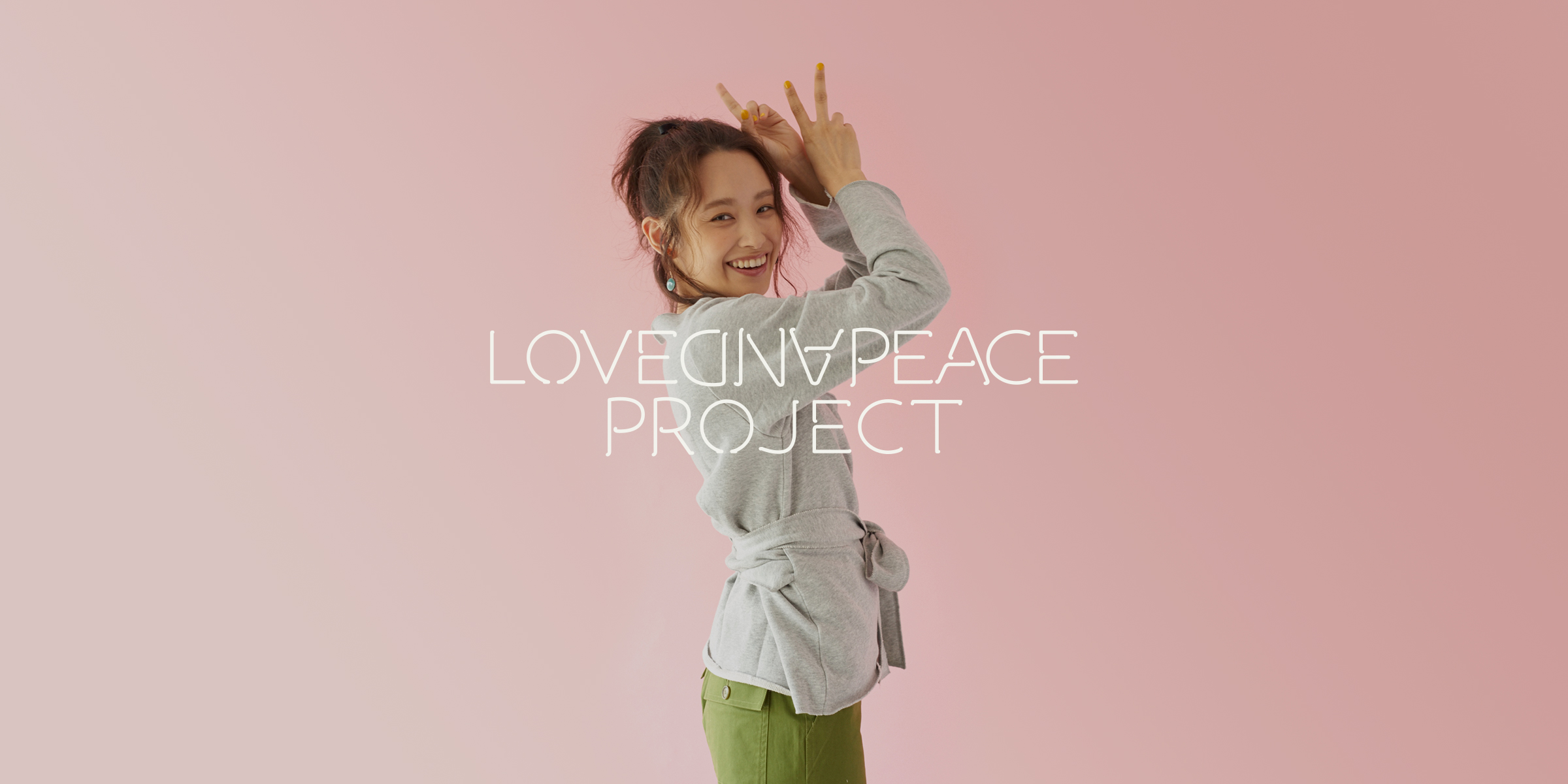 LOVE&PEACE PROJECT