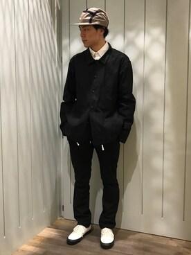 0624b07e407c Watanabe Tsukasaさんの(PHINGERIN|フィンガリン)を使ったコーディネート