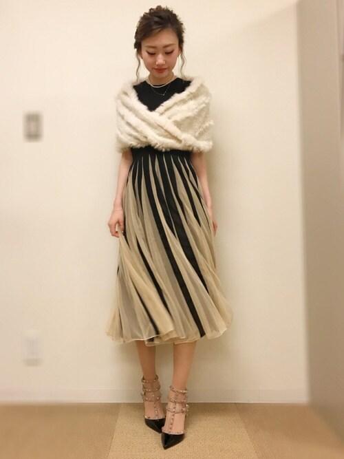 30代お呼ばれドレス