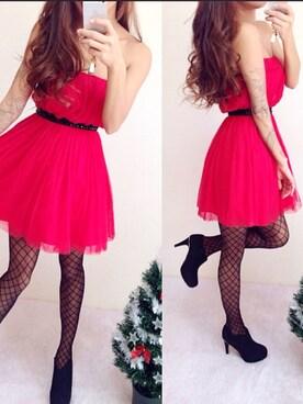 55261a68e3aac rienda(リエンダ)のドレスを使ったコーディネート一覧 - WEAR