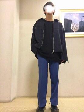 38e6b613cc71d ドレスシューズを使った「青パンツ」のコーディネート一覧 - WEAR